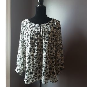 Ninety preowned blouse size XL